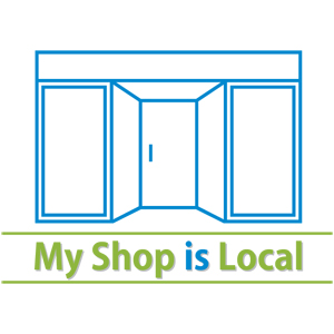 My shop is local