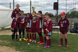 Isleham Tournament Winners